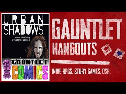 Gauntlet Comics: Coven Prime #4 of 4 (Urban Shadows RPG)