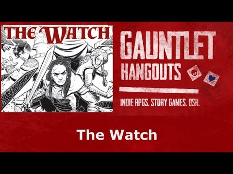 The Watch (1/4)