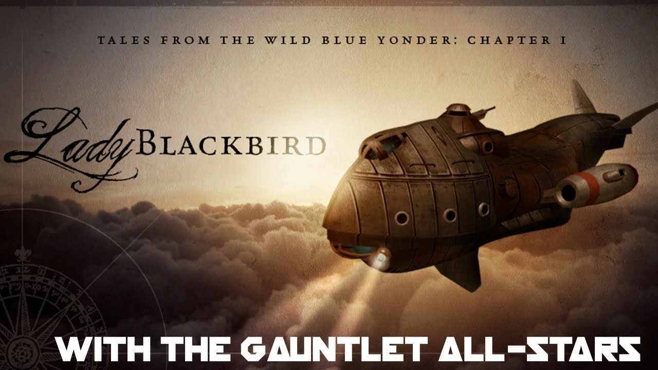 Lady Blackbird with the Gauntlet All-Stars