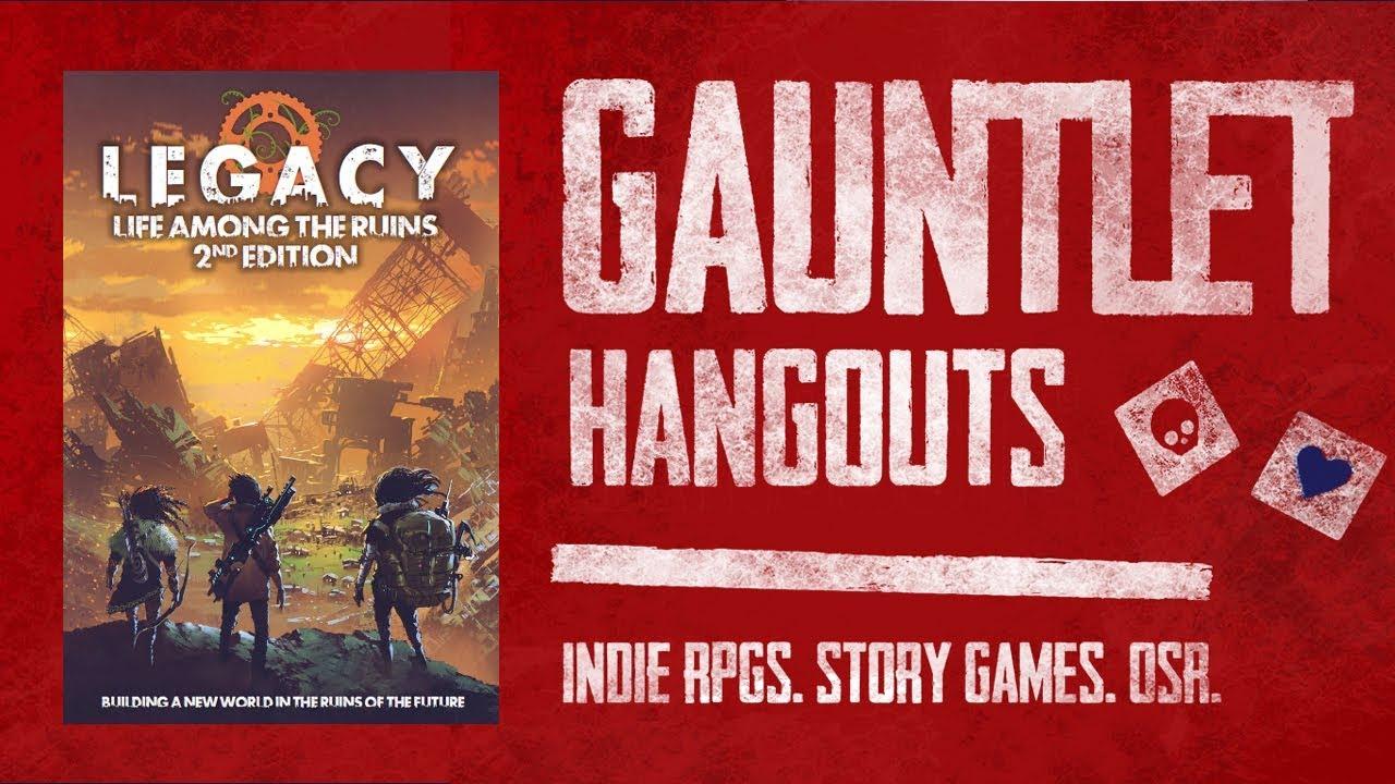 Legacy: Life Among the Ruins: Gauntlet Sunday (1 of 5)