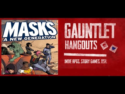 Masks: Agents of A.E.G.I.S (2 of 4)