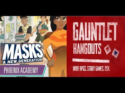 Masks: Phoenix Academy - S1E2