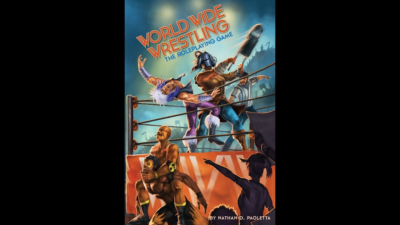 World Wide Wrestling: LAWW 4 of 5
