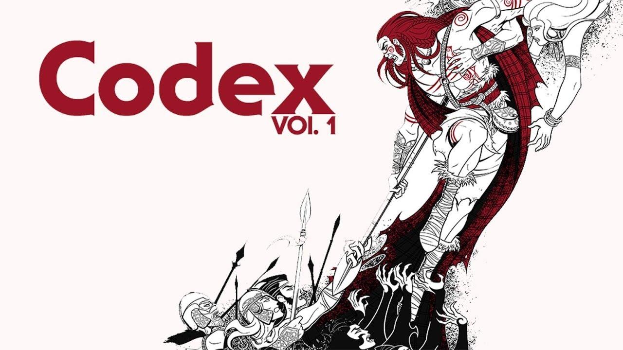 Codex Kickstarter - Beyond the Wall Session