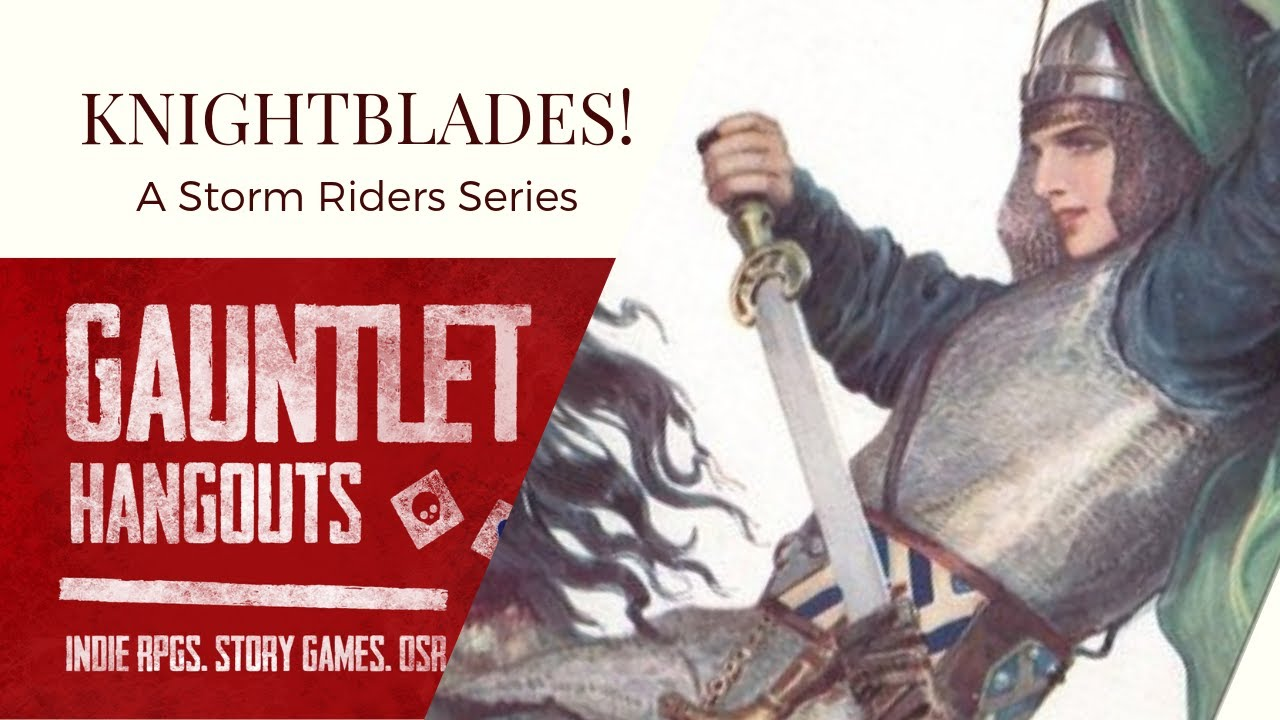 A Light Gathers | Storm Riders Knightblades! | Episode 1