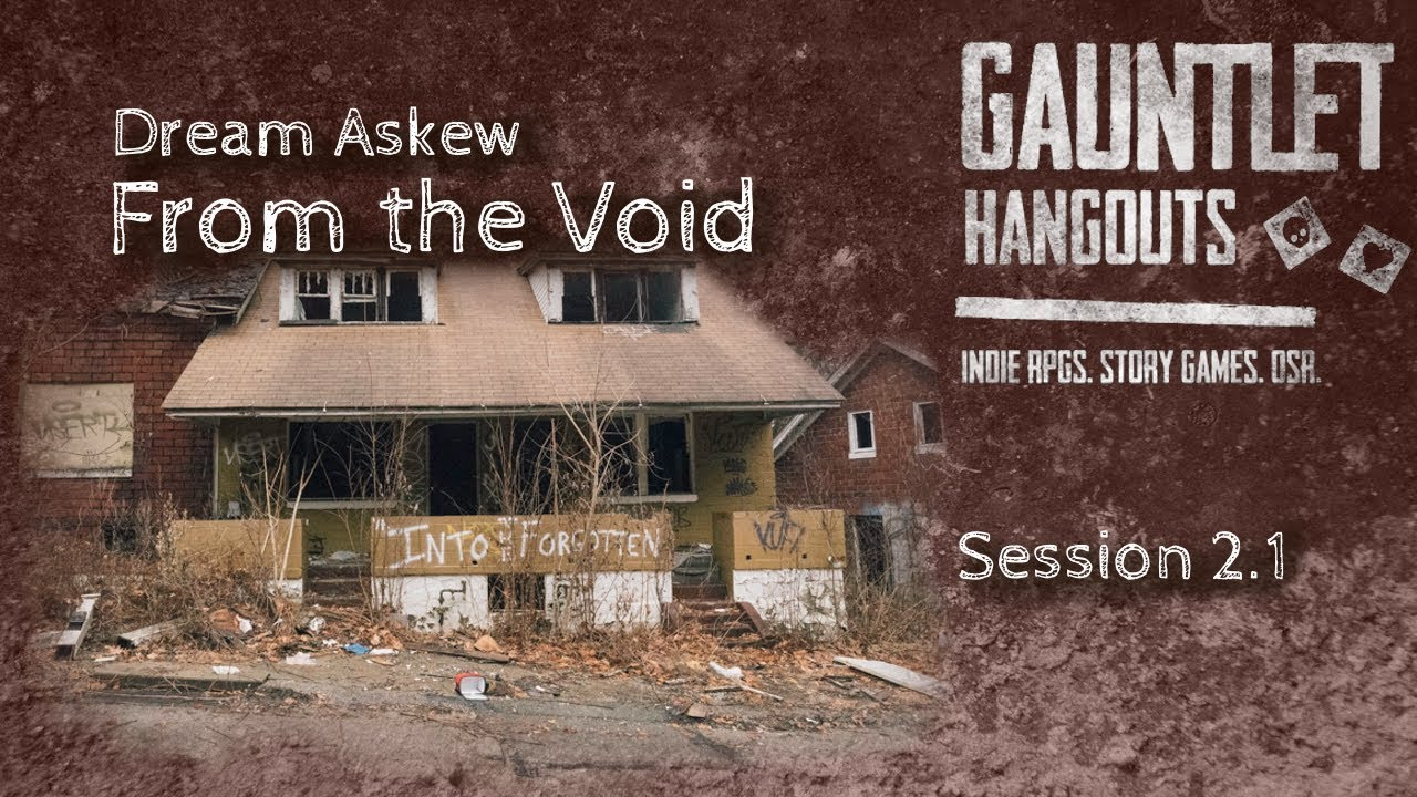 Dream Askew: From the Void 2.1