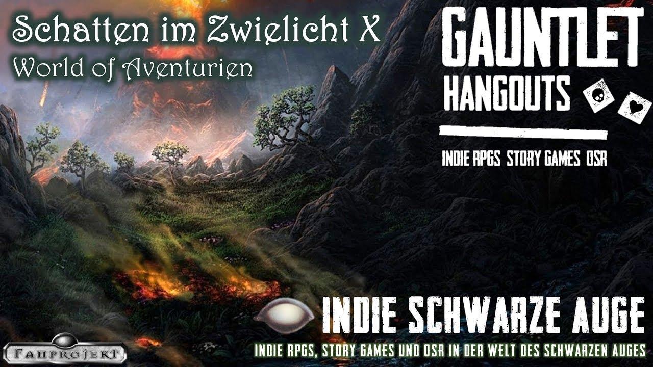[GERMAN] Gauntlet ISA: Schatten im Zwielicht X