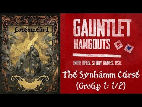Eotenweard: The Synhamm Curse (Group 1: 1/2)