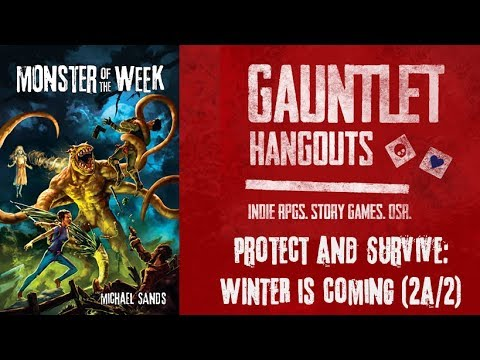 Protect & Survive: Winter is Coming (2a/2)