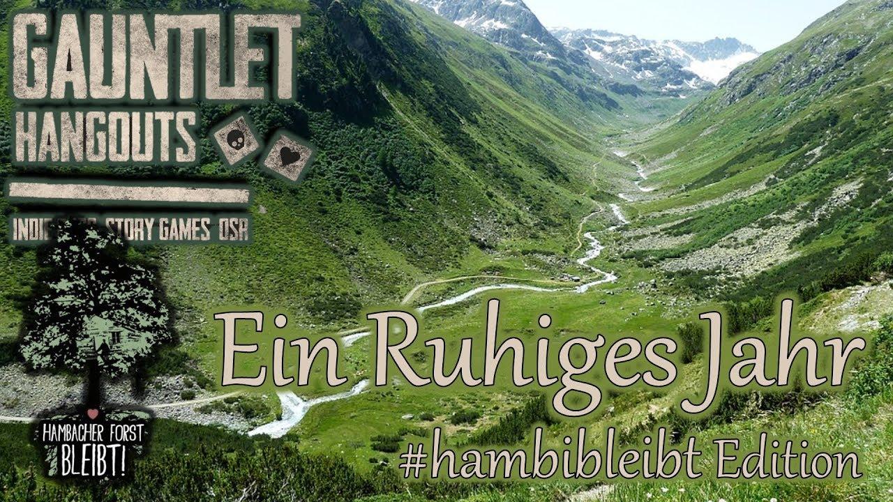[GERMAN] Ruhiges Jahr - #hambibleibt Edition: Die Blaue Jahn
