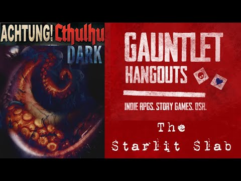 Achtung! Cthulhu Dark: The Starlit Slab