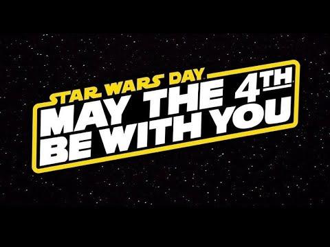 Star Wars Day Extravaganza Episode 3:  STALKING THE SHADOW