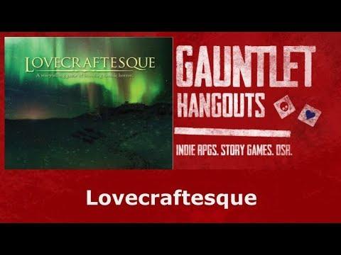 Lovecraftesque: Resonate