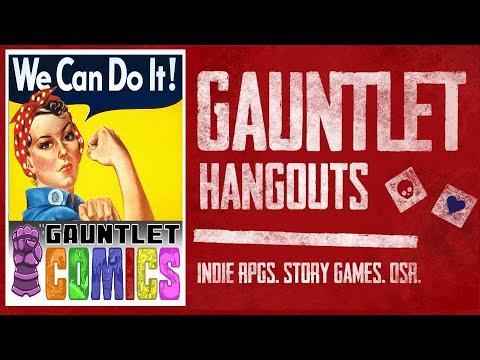 Gauntlet Comics: Homefront Heroes #5 of 5 (Masks)