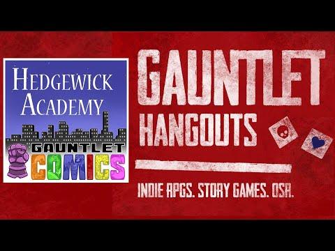 Gauntlet Comics—Hogwarts RPG: Hedgewick Academy (1/2)