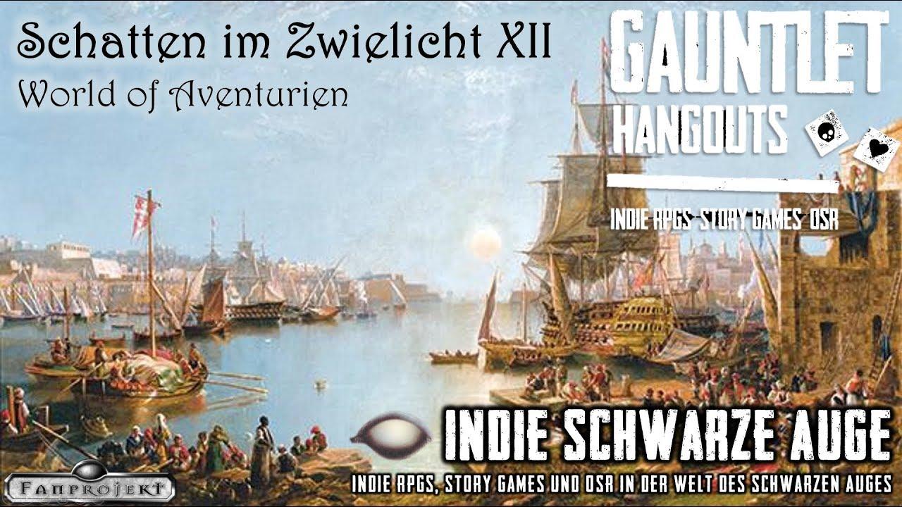 [GERMAN] Gauntlet ISA - Schatten XII: Thalusa