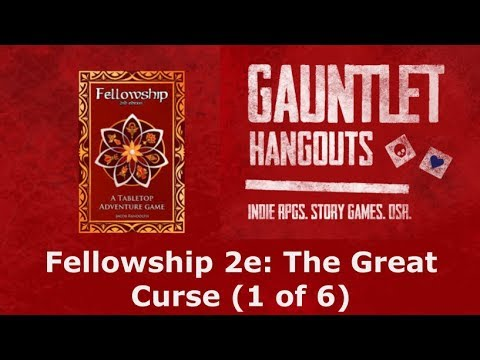 Fellowship 2e: The Great Curse (1 out of 6)