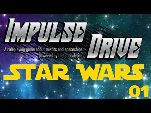 SWS: Impulse Drive (1 of 3)
