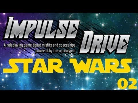 SWS: Impulse Drive (2 of 3)