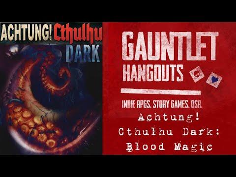 Achtung! Cthulhu Dark - Blood Magic