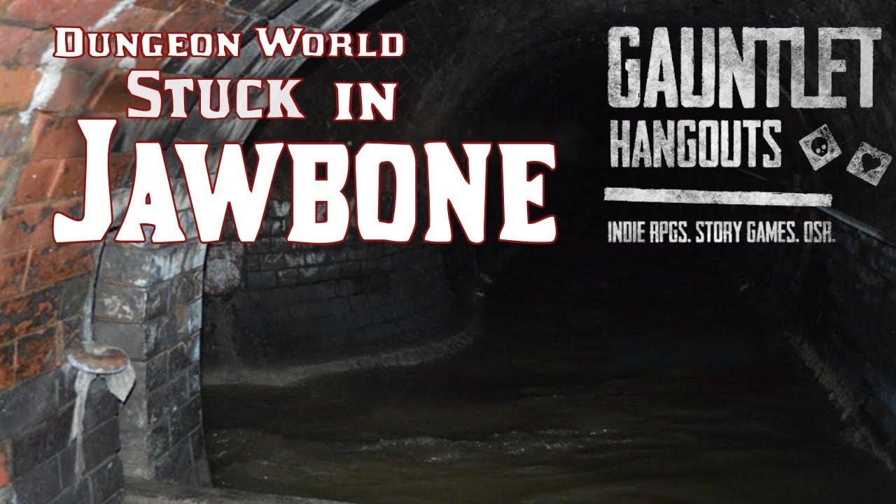 Dungeon World: Stuck in Jawbone (Playtest 2) 2