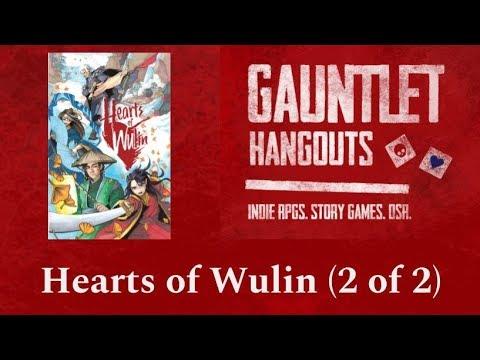 Hearts of Wulin (2 of 2)