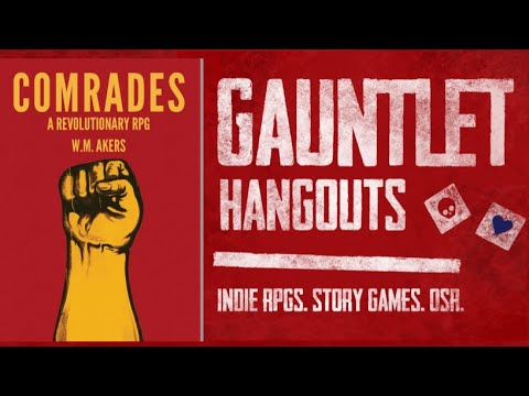 Comrades: San Judas (5/5)