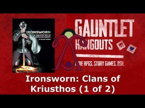 Ironsworn: Clans of Kriusthos
