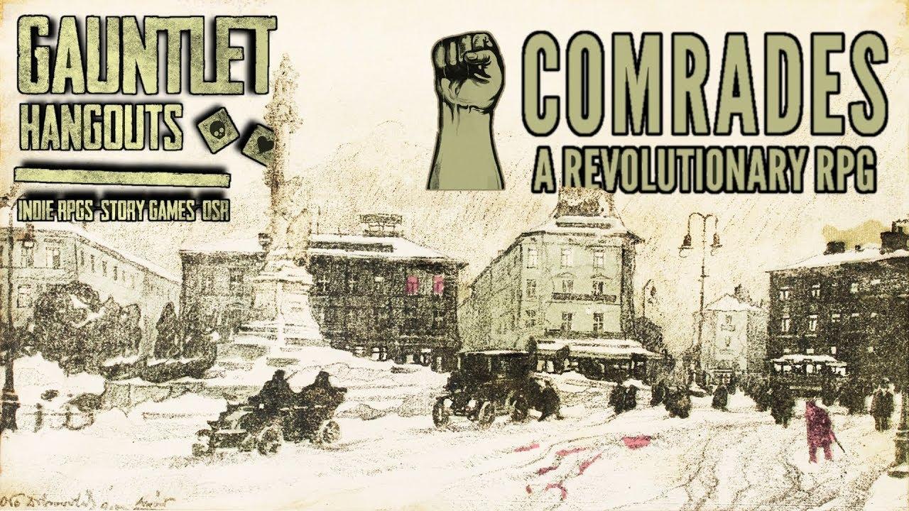 [GERMAN] Comrades: A Revolutionary RPG (3of3)