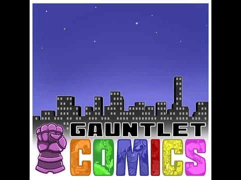 Gauntlet Comics - Masks: The Best Worst Summer Session 4 of 4