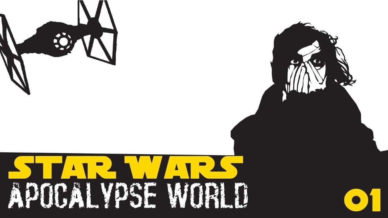 SWS: Apocalypse World Tatooine (1 of 5)