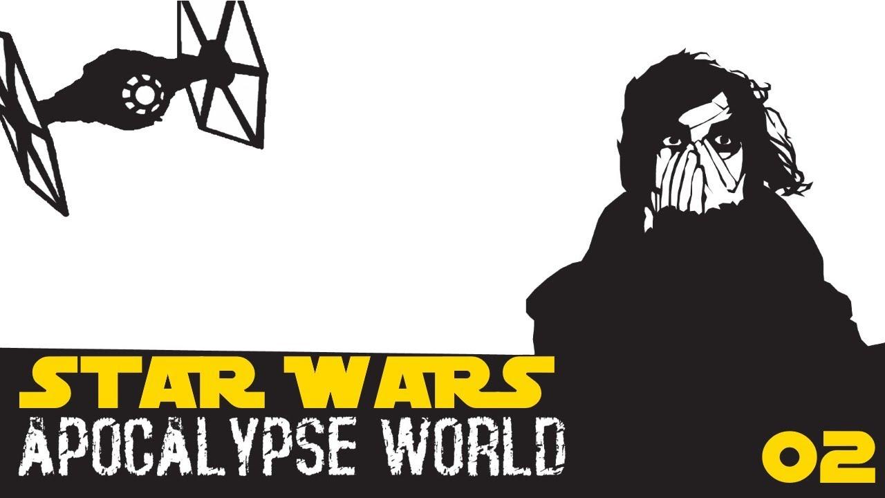 SWS: Apocalypse World Tatooine (2 of 5)