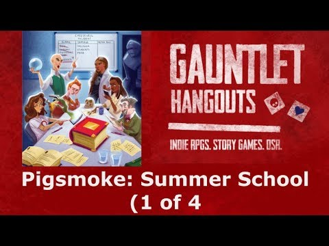 Summer School: Pigsmoke 1 out of 4