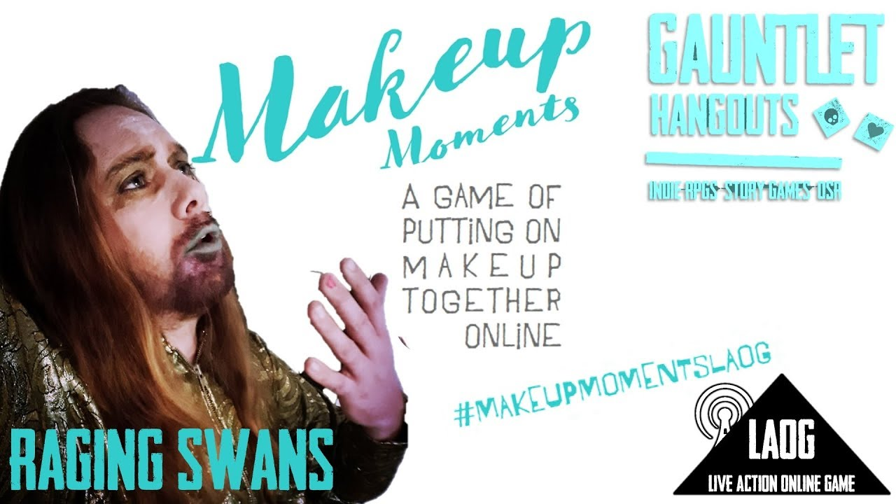Makeup Moments: Raging Swans