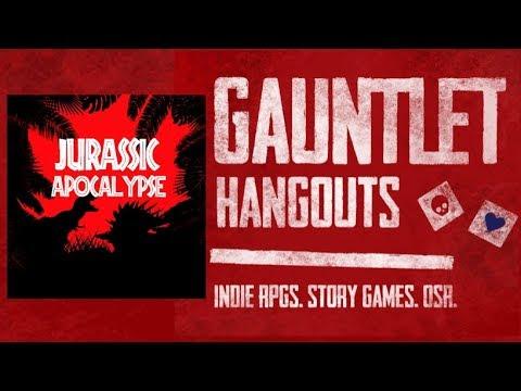 Apocalypse World: Jurassic Apocalypse (Session 1)