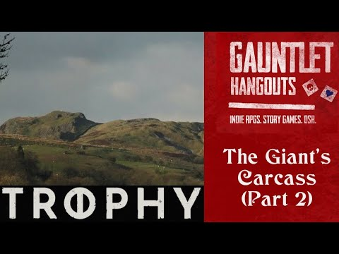 Trophy: The Giant's Carcass (Part 2)
