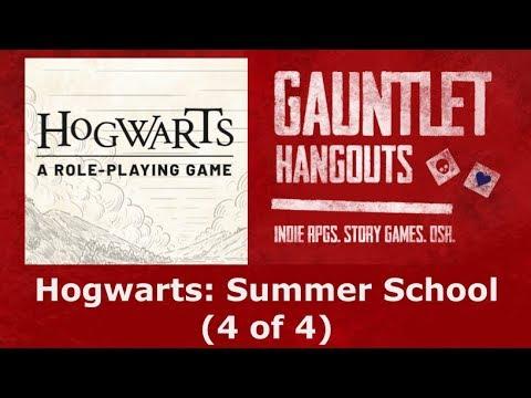 Summer School: Hogwarts (4 of 4)