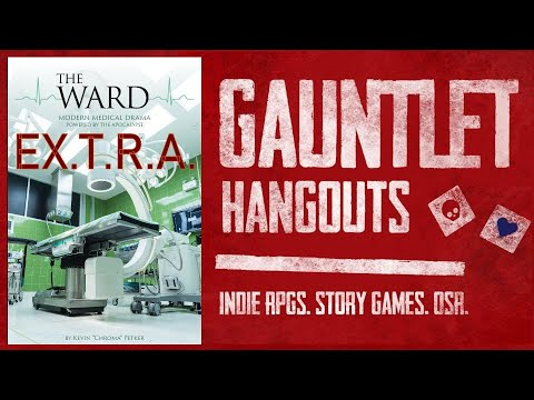 Gauntlet Comics: EX.T.R.A. #2/4 (The Ward RPG)