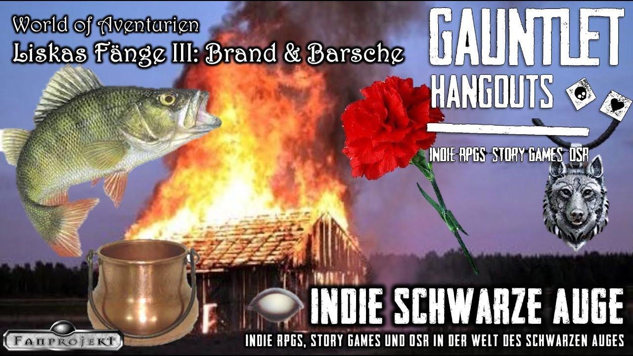 [GERMAN] Indie Schwarze Auge: In Liskas Fängen 3