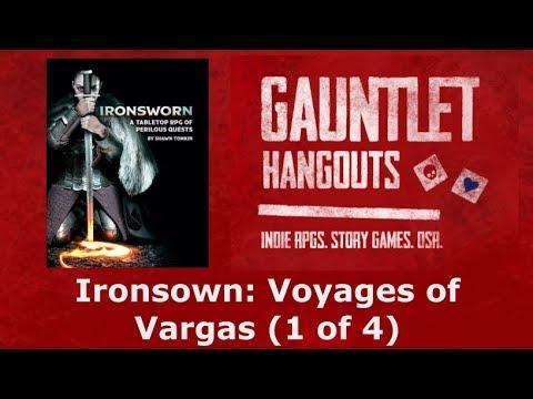 Ironsworn: Voyages of Vargas (1 of 4)