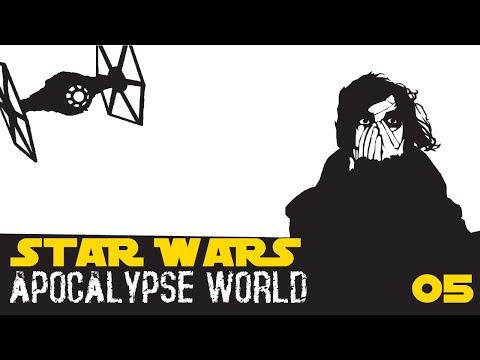 SWS: Apocalypse World Tatooine (5 of 5)