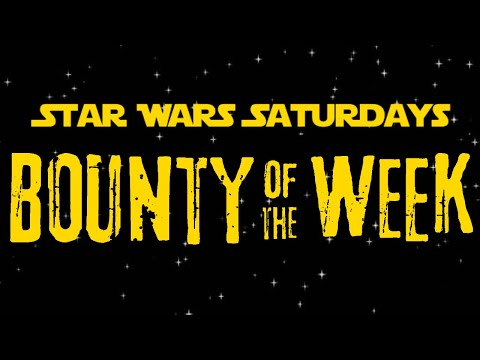 SWS: Bounty of the Week (1 of 4)