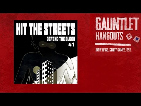 Hit the Streets: Defend the Block #1