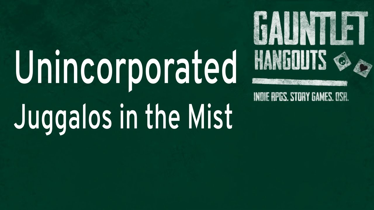Unincorporated: Juggalos in the Mist
