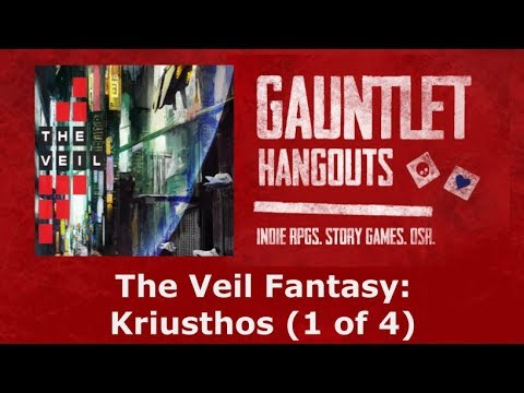 The Veil Fantasy: Kriusthos (1 of 4)