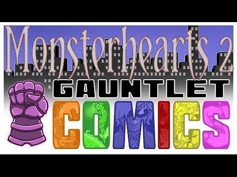 Gauntlet Comics: Monsterhearts 2 Super Juvie (2 of 5)