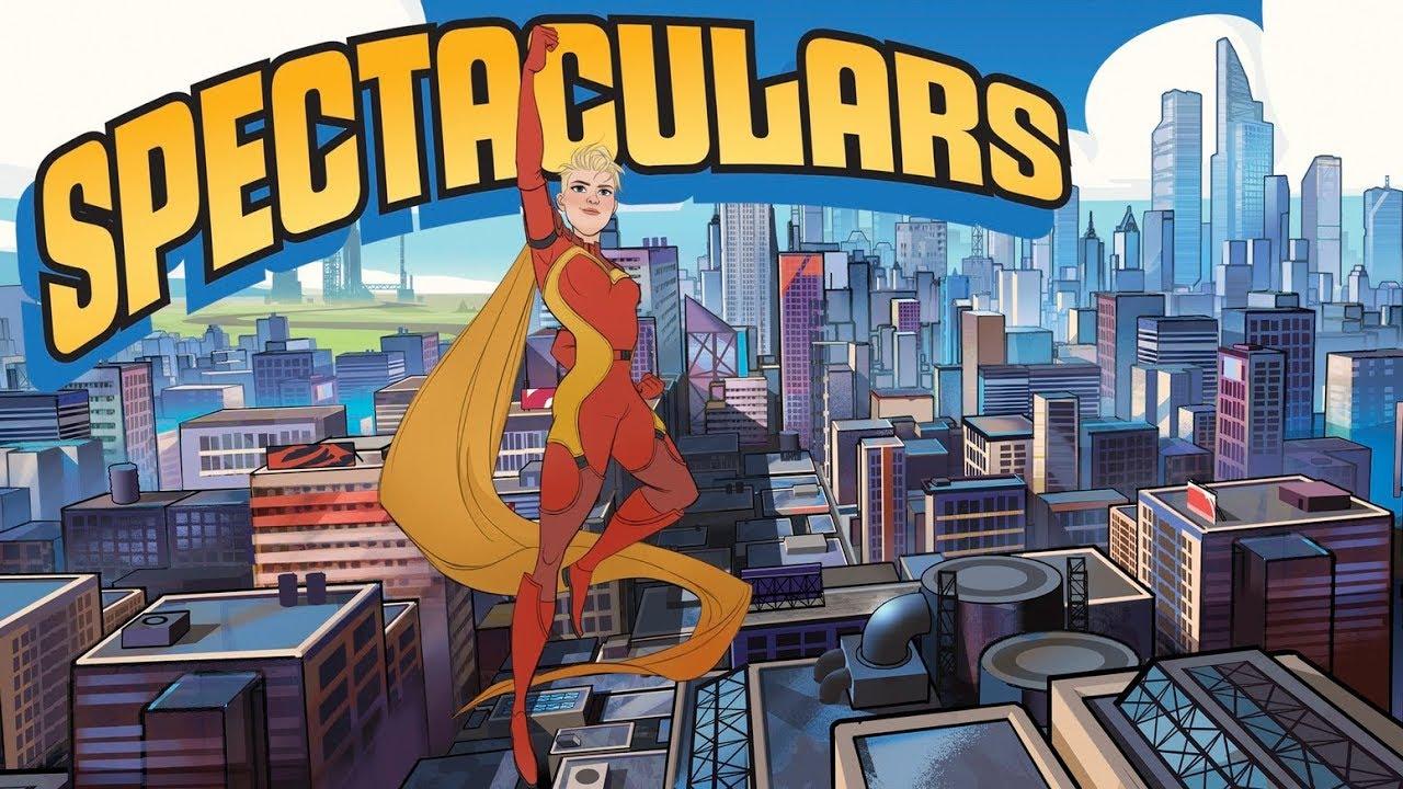 Spectaculars: The Virtosos #6 (10/19/19)