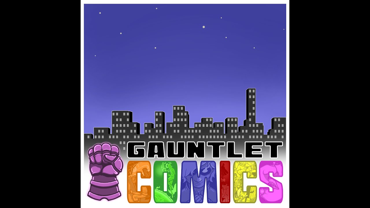 Gauntlet Comics: Masks - The Best Worst Things About Fall, Session 3 of 3