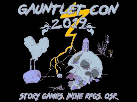 Gauntlet Con: Cartography - Let's Make a Map