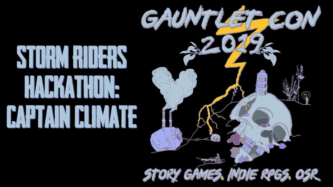 Storm Riders Hackathon: Captain Climate
